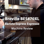 Breville BES870XL Barista Express Espresso Machine Review