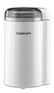 Cuisinart DCG-20N Coffee Bar Coffee Grinder, White Review