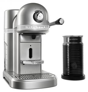 KitchenAid KES0504SR Nespresso Bundle
