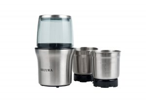 Secura Electric Coffee Grinder & Spice Grinder Review