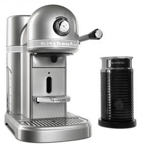 KitchenAid KES0504SR Nespresso Bundle