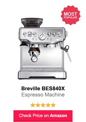 Breville BES840XL Review