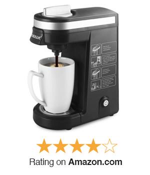 Single Serve Coffee Maker Reviews