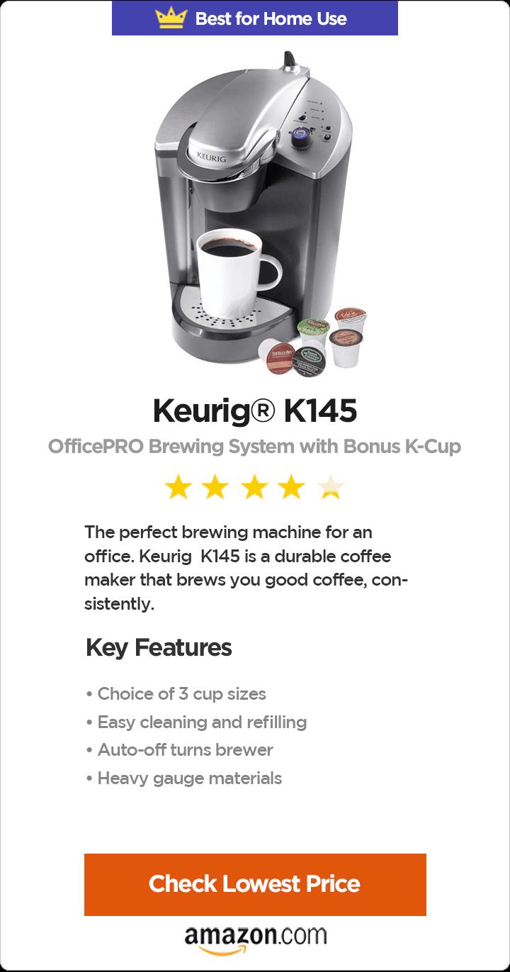 Keurig K145 OfficePRO Brewing System(3)