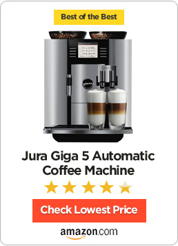 Jura Giga 5 Automatic Coffee Machine Review