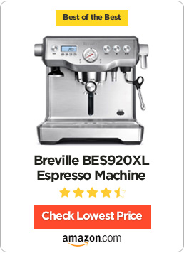 Breville BES920XL Dual Boiler Espresso Machine Review