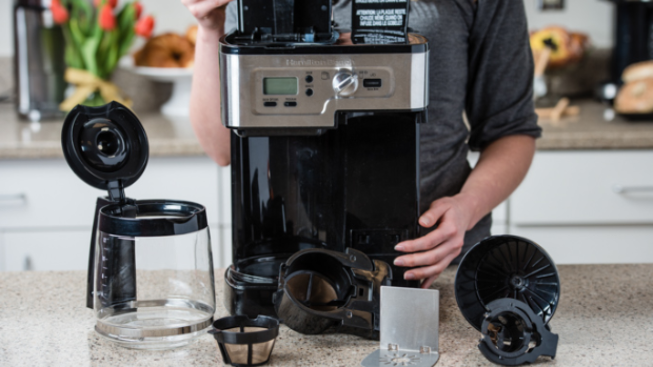 How To Clean A Coffee Maker Without Any Hle Coffeemakersadvisor