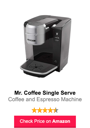 Mr. Coffee Single Serve