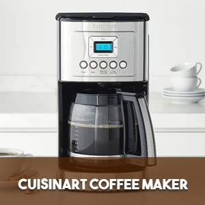 Best Cuisinart Coffee Maker Reviews 2019