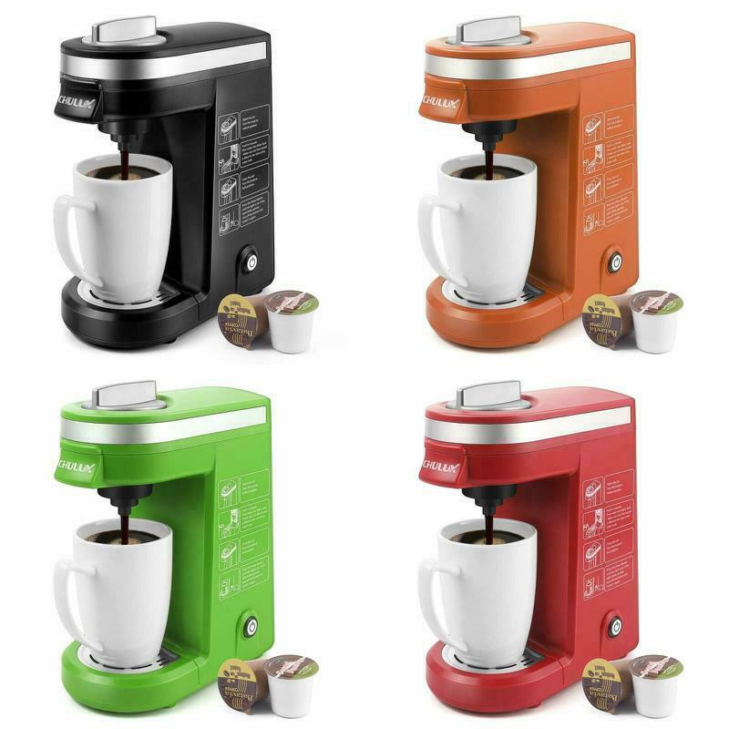 Simple Single Serve Coffee Maker